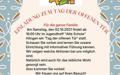 """Tag der offenen Tür in der """"Alten Schule"""" Höngen"""